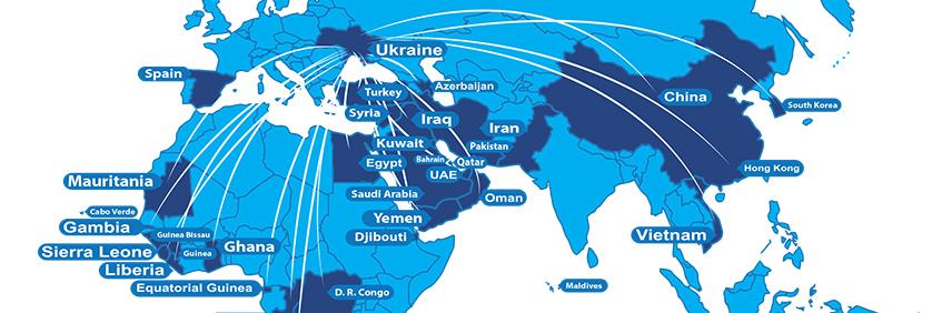 export map